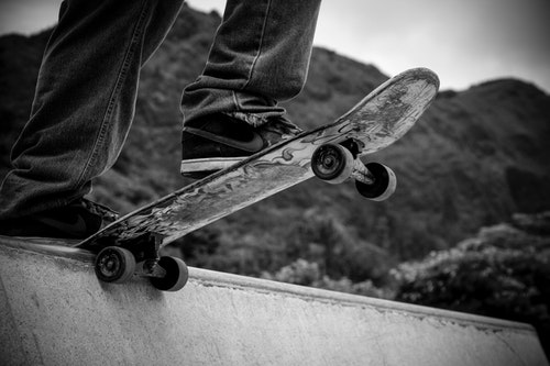 How To Be A Pro At Skateboarding