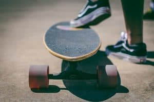Maintaining Skateboard decks