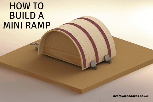 How To Build A Mini Ramp: 4 Feet High