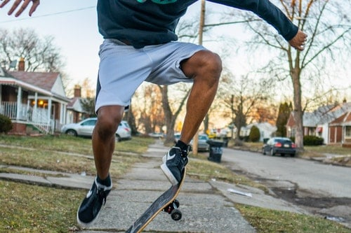 Can You Skateboard On The Pavement?